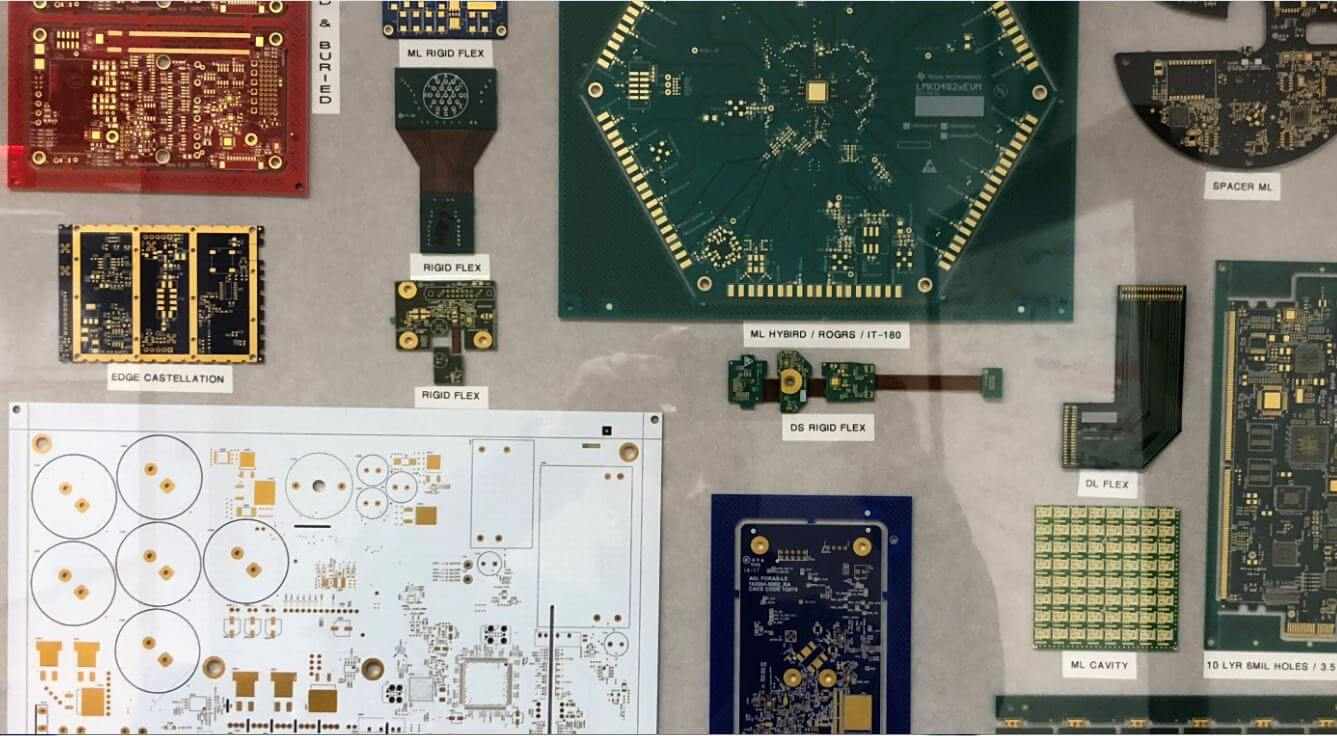EXAMPLES OF PCB MADE AT ALPHA